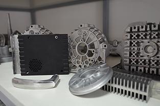 Производство на алуминиеви детайли